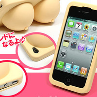 Oppai iPhone Breasts Cover