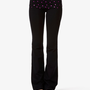 Flared Heart Print Lounge Pants | FOREVER21 - 2046185063