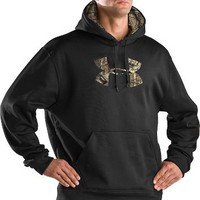 Cabela's: Under Armour® Tackle Twill Mossy Oak® Hoodie