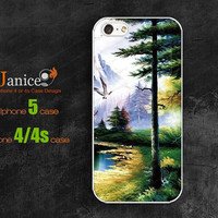 wood desing iphone 4 cases iphone 5 case iphone 4 cover cell phone case gifts of garden