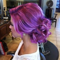 Directions by La Riche Bright Hair Color Dye - Lavender