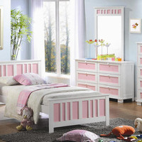 Petunia Twin Size Bed