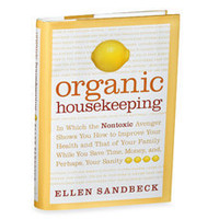 Organic Housekeeping Book - Bed Bath & Beyond
