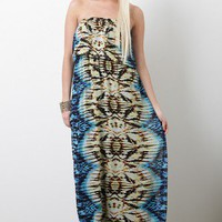 Dreaming Of Venice Maxi Dress