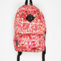 UrbanOutfitters.com &gt; Jeffrey Campbell Floral Print Backpack