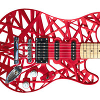 Shapeways | blog: 3D Printed Guitar...another instrument from the land of CAD!