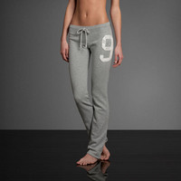 A&amp;F Skinny Sweatpants