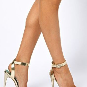 ASOS HACKNEY Heeled Sandals at asos.com
