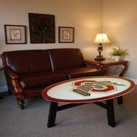 Fan Creations Ohio State University Coffee Table - C0518-Ohio State - Accent Tables - Decor