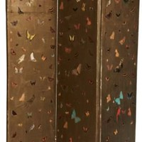 19th-C. Papier-Mâché Screen - One Kings Lane - Vintage & Market Finds - Furniture
