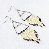 Fringe Earring at Free People Clothing Boutique