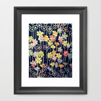 Hello Spring Framed Art Print by RDelean