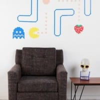 Pac-Man Wall Decals- Multi One