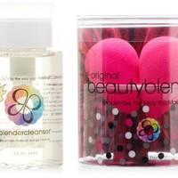 Beautyblender and  Blendercleanser Combo: Beauty