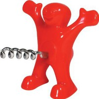 Sir Perky Novelty Corkscrew