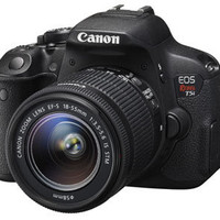 Canon Direct Store- EOS Rebel T5i 18-55mm IS STM Lens Kit