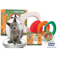 Cat Toilet Training System | Pet Products | SkyMall