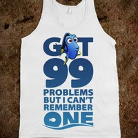 99 Problems but I Can&#x27;t Remember One - See You At The Movies - Skreened T-shirts, Organic Shirts, Hoodies, Kids Tees, Baby One-Pieces and Tote Bags