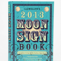 Llewellyns 2013 Moon Sign Book By Llewellyn Publications