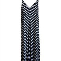 Stars and Stripes Align Maxi Dress - Back In Stock