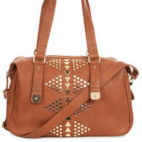 Studded Holdall