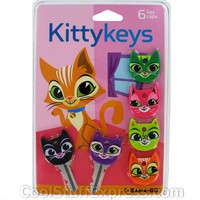 Kittykeys Key Covers