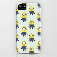 PP - Minions iPhone &amp; iPod Case by Lalaine Lim