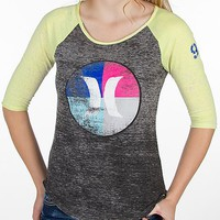 Hurley Circle Icon T-Shirt - Women's Shirts/Tops | Buckle