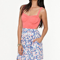 Volcom Bustier Cutout Dress at PacSun.com