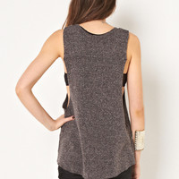 MARKET HQ | Passport Knit Tank