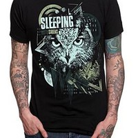 Sleeping With Sirens Owl T-Shirt - 10023652