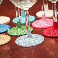 Glitter Glasses