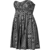 Billabong Mix`n It Up Dress: Clothing