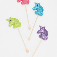 Unicorn Lollipop - Set Of 2