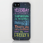 Today is a Gift iPhone &amp; iPod Case by Maximilian San