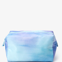 Watercolor Cosmetic Pouch