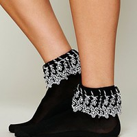 Free People Lacefall Anklet