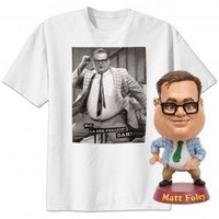 Saturday Night Live Matt Foley La-Dee-Freakin Dah Set