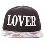 United Couture Snapback Lover Floral in White