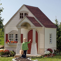 Storybook Bungalow Playhouse
