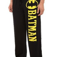 DC Comics Batman Men's Pajama Pants:Amazon:Clothing