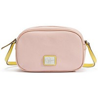 Leandra Mini Cross-Body Camera Bag at Guess