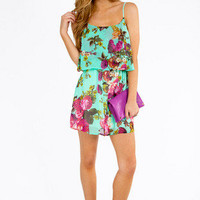 Ophelia Floral  Dress $35
