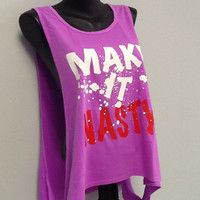 Printed Tank- Make It Nasty