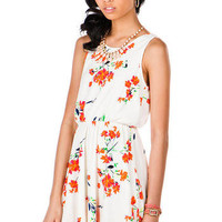 Cambridge Floral Dress