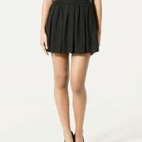 MINISKIRT WITH WIDE WAIST - Skirts - Collection - Woman - ZARA United States