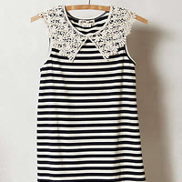 Anthropologie - Collared Skipper Tank