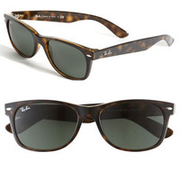 Ray-Ban &#x27;New Large Wayfarer&#x27; 55mm Sunglasses | Nordstrom