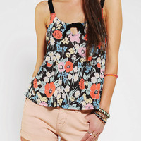 Urban Outfitters - Kimchi Blue Hide And Seek Tank Top