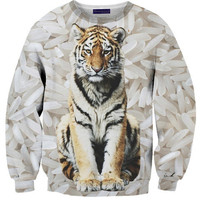 Rice Tiger Sweater | Shelfies - Outrageous Sweaters